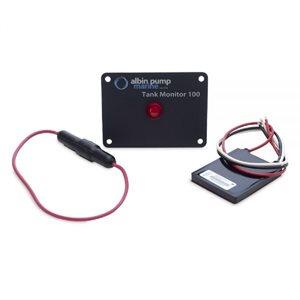 Kit de moniteur de niveau de réservoir numérique 12 / 24V