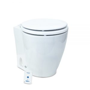 Toilette marine design électrique standard 12V