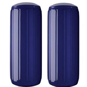 ribbed center fender navy blue. 2-pk, 10'' x 25''