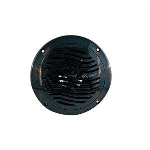 """5"""" marine speaker, black, dual cone"""