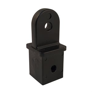 "1"" nylon square internal eye end"
