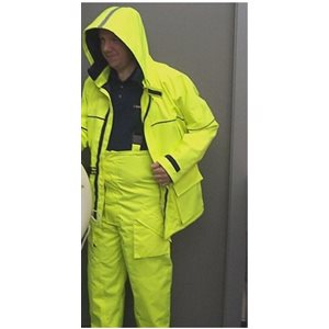 FOUL WEATHER SUIT MEDIUM