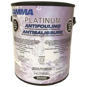anti-fouling paint black  / g