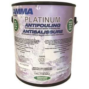 anti-fouling paint green  / g