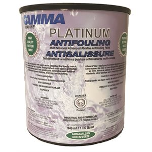 anti-fouling paint grn / qt