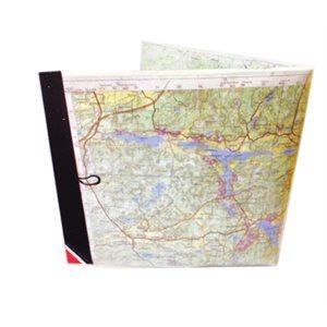 Étui pour carte de navigation