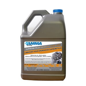 SUPREME PLUS GEAR OIL GEAR LUBE 4LITRE