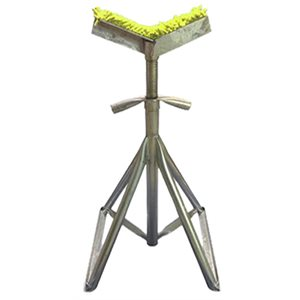 "boat stand w /  v-top 28-46"" adjustable"