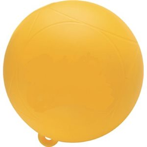 "9"" YELLOW MARKER BUOY"