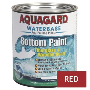anti-fouling paint red  / qt