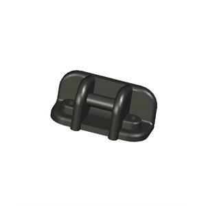 Lower actuator hinge