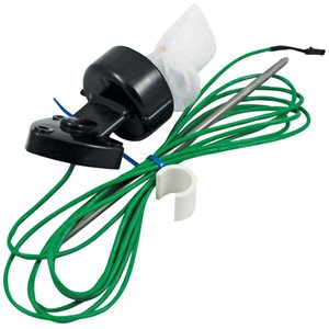 sensor with 10' sc green and connector starboard