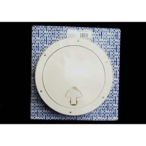"12"" LOCKING DECK PLATE WHITE"