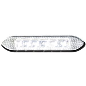 wht led marine marker light