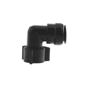 "15mm x  ½"" female swivel elbow"