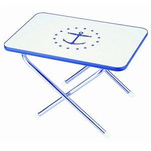 table pliante en mélamine