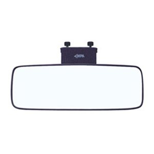 "comp ii 4"" x 11"" marine mirror white"