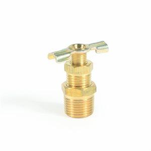 """valve de vidange 3 / 8""""pour chauffe-eau"""