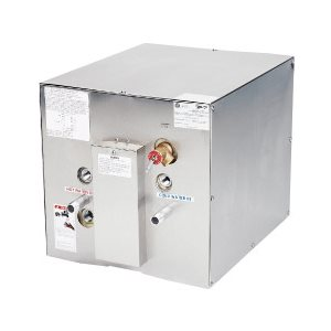 water heater(heat exchg.front) 6 gal