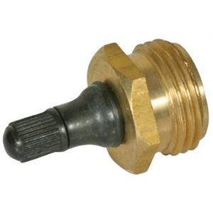 blow out plug - brass