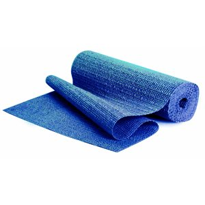 anti skid roll 12``x 12`slate blue