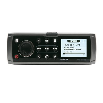 ipod dock / aux / am / fm /  marine stereo receiver