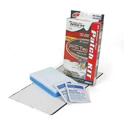 pro-tec rv rubber roof patch kit