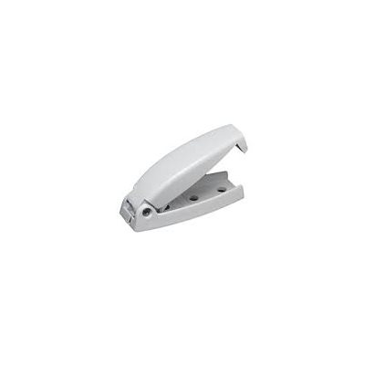 baggage door catches 2 / pack polar white