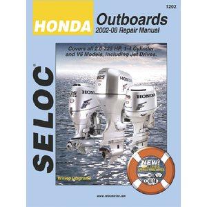 service manual honda 2 @ 225 hp '02-08
