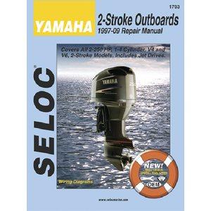 yamaha outboard manual 97'-09'