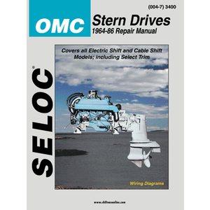 omc stern drive manual 64'-86'.
