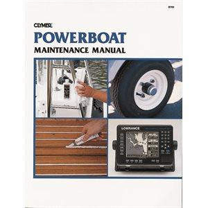 manuel d'entretien de de maintenance pour bateau à moteur