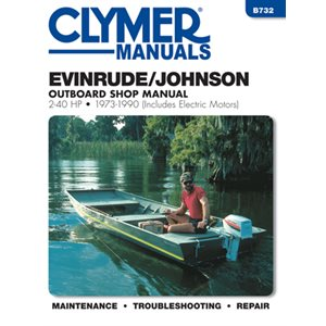 manuel d'entretien evinrude / johnson 2-40 ch ob 73-1990