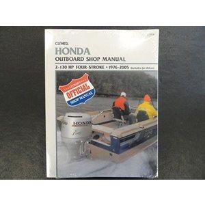 manuel de service honda 2@ 130cv 1978-05