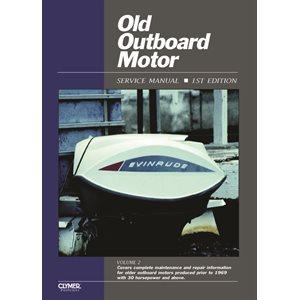 manuel d'entretien pour vieux moteurs hors-bord v 2.