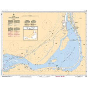 MAP CANAL DE BEAUHARNOIS