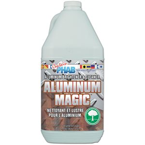 NETTOYEUR ALUMINIUM MAGIC / 4L
