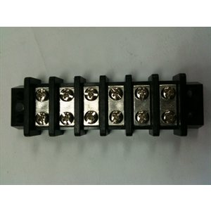 TERMINAL BLOCK 6 SCREWS