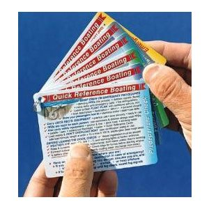 pocket quick reference cards