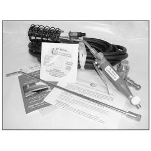 kit de fusil chauffant de location