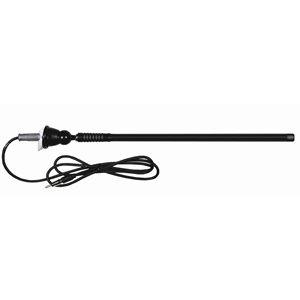 "antenne marine flexible 16"" noire"