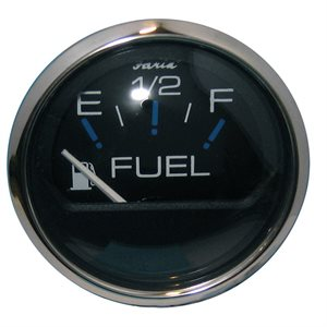chesapeake ss black fuel gauge
