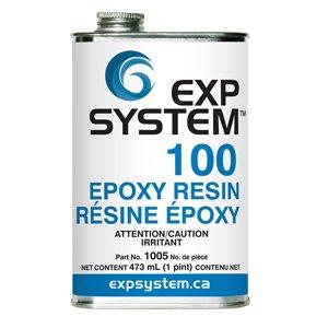 résine d'époxy exp system  / 476ml