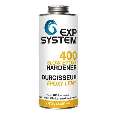 EXP SYSTEM SLOW HARDENER / 946 ml