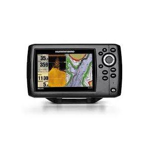 HELIX 7 SERIES DI GPS W / NAVIONICS + CANADA CARD
