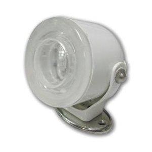 surface mount round halogen docking light