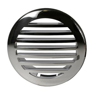 """stainless steel clad air flow vent 3"""""""