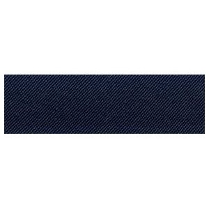 double fold binding - captain navy