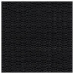 "1"" nylon webbing - black"