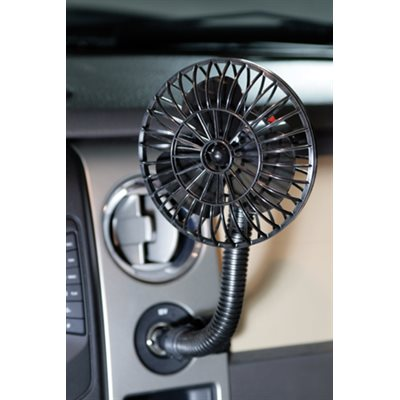 12V MINI VEHICLE FAN